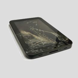 Acer Iconia B3-A10 érintőüveg, érintőpanel, digitalizáló hiba, törés, javítás, alkatrész, szerviz
